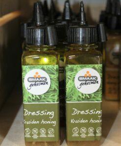 Kruiden honing dressing